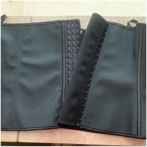 Other - New! Black Waist Shape-Wear. Size 5XL.